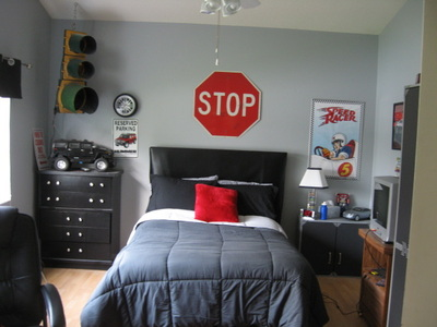 Boys rockin rooms for 14 year old room ideas